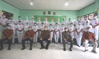 CAPPING DAY ANGKATAN XII TA 2020/2021