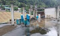 Korvey Sektor Kampus Dalam Rangka HUT Kota Jayapura Ke-111