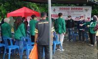 Donor Darah oleh Pemuda HKJM Dalam Rangka Hari Lahir Pancasila