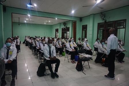 PROGRAM PENGENALAN KEHIDUPAN KAMPUS MAHASISWA BARU (PPKKMB) TA 2021/2022